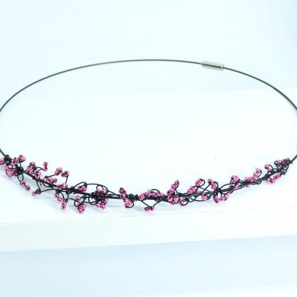 unikaten nakit iz žice Stina