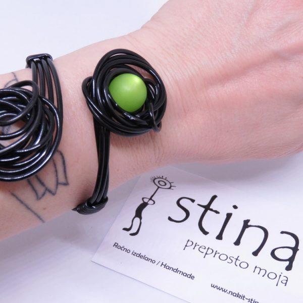 ročno izdelan nakit iz žice